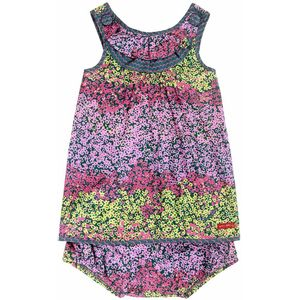 Vestido-Teca-G-Rosa-Toddler-Green