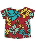 Camiseta-Bela-G-Vermelho-Toddler-Green-