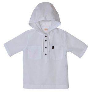Camisa-Bata-Saber-B-Branco-Infantil-Green-