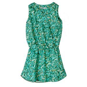 Vestido-Felicidade-G-Verde-Infantil-Green