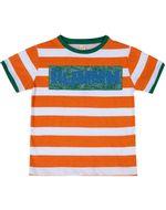 Camiseta-Hummm-Laranja---Infantil