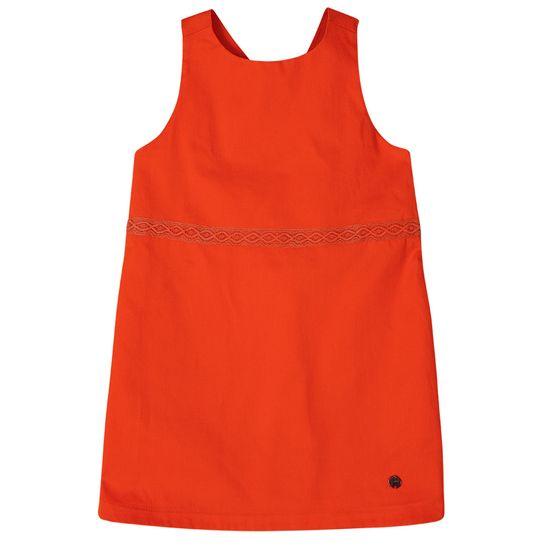 Vestido-Salada-de-Frutas-Laranja---Infantil-