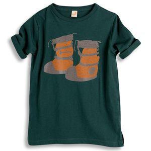 Camiseta-3-2-1-VerdeInfantil-