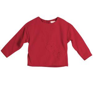 Blusa-Ideia-Manga-Longa-Vermelho---Infantil-