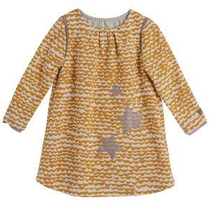 Vestido-Batatinha-Manga-Longa-Amarelo---Toddler