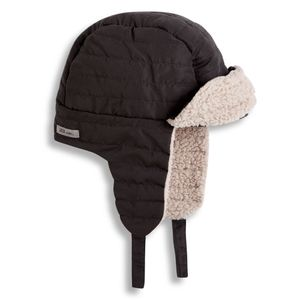 Gorro-Chaves-Cinza-Escuro---Infantil-