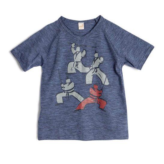 Camiseta-Infantil-Menino-Green-By-Missako
