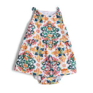 Vestido-bebe-menina-Green-by-Missako