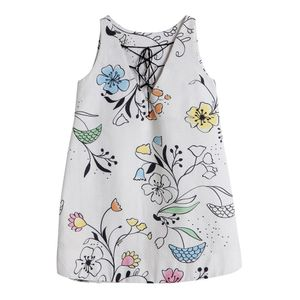 Vestido-Infantil-Menina-Colorir-Cru-Costas-Green-by-Missako