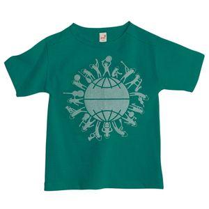 Camiseta-Infantil-Menino-Doar-Verde-Green-by-Missako