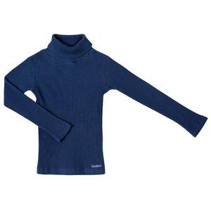 Blusa-Plissado-G-Azul-Escuro-Infantil-Green--