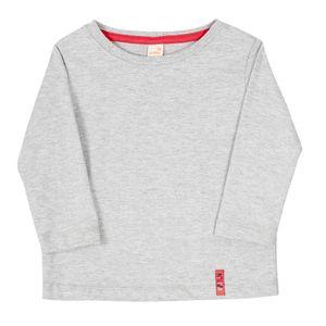 Camiseta-Basica-Ml-B-Cinza-Claro-Toddler-Green-