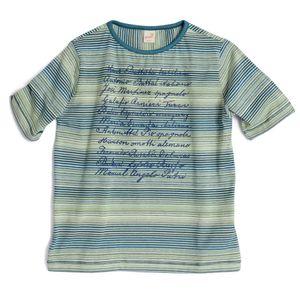 Camiseta-para-Menino-Green-by-Missako