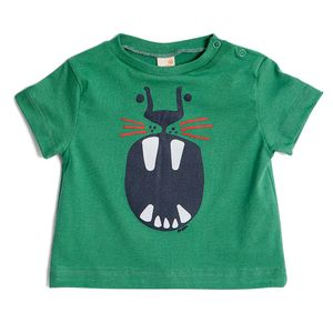 Camiseta-Bebe-Menino-Green-by-Missako