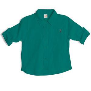 Camisa Apreço Verde - Toddler