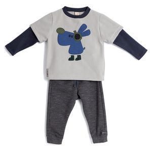 Conjunto-Microsoft-Camiseta-e-Calca-Toddler-Menino-Green-by-Missako