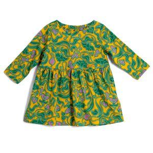 Vestido-Manga-Longa-Estampado-Amarelo-Green-by-Missako