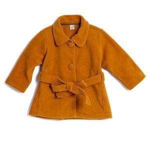 Casaco-Soft-Abraco-Amarelo--Menina-Toddler-Green-by-Missako
