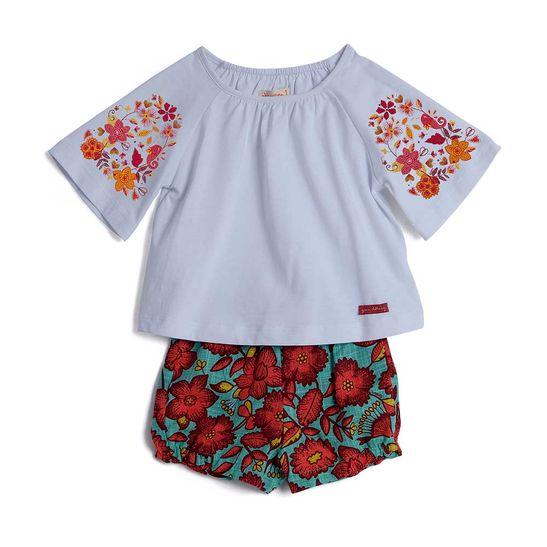 Conjunto-Blusa-e-Short-Toddler-Menina-Green-by-Missako