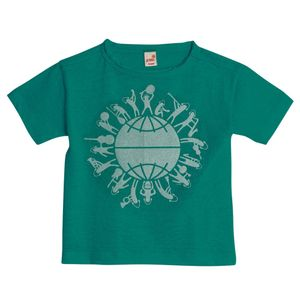 Camiseta-Manga-Curta-Toddler-Menino-Green-by-Missako