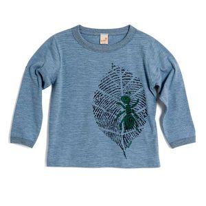 Camiseta-Manga-Longa-Toddler-Menino-Digital-Azul-Green-by-Missako-