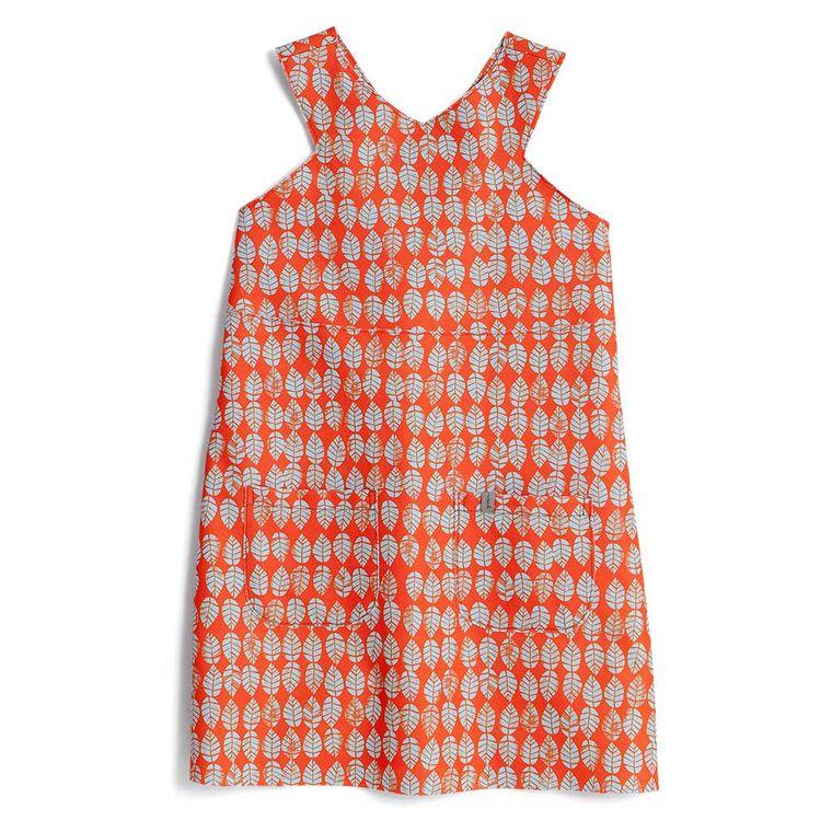 Vestido Regata Sentidos Laranja - Infantil Menina - Loja Green 438cd615071