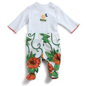 Conjunto-Body-e-Calca-Recem-nascido-Laranja-Green-by-Missako