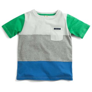 camiseta-infantil-green-by-missako