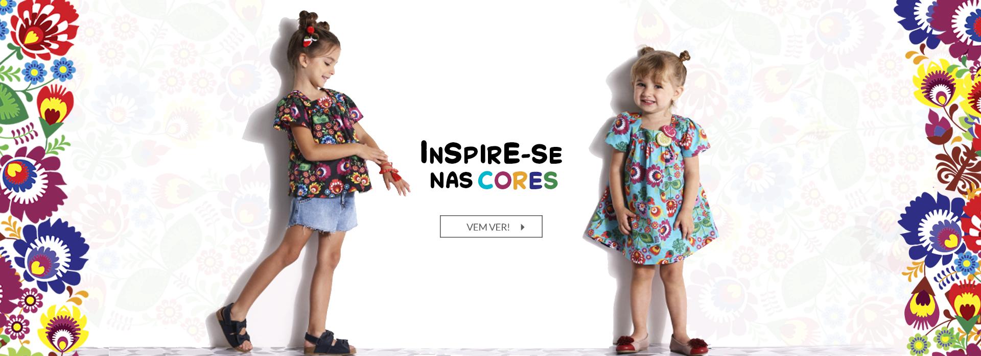 Inspire-se nas cores