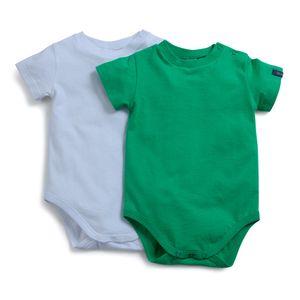 Kit-Body-Bebe-Verde-e-Branco-Green-by-Missako