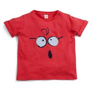 Camiseta-Seja-Voce-Mesmo-Toddler-Menino-Vermelha--Green-by-Missako