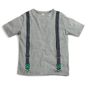 Camiseta-Excelencia-Cinza--Infantil-Menino-Green-by-Missako