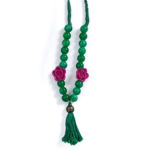 Colar-Infantil-Menina-Florir-Verde-Green-by-Missako
