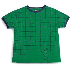 Camiseta-Infantil-de-Manga-Curta-Invente-Verde-Menino-Green-by-Missako