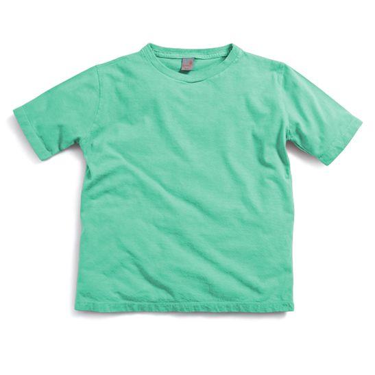 Camiseta-Manga-Curta-Lisa-Toddler-Menino-Green-by-Missako
