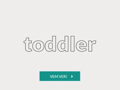 Prateleira - toddler