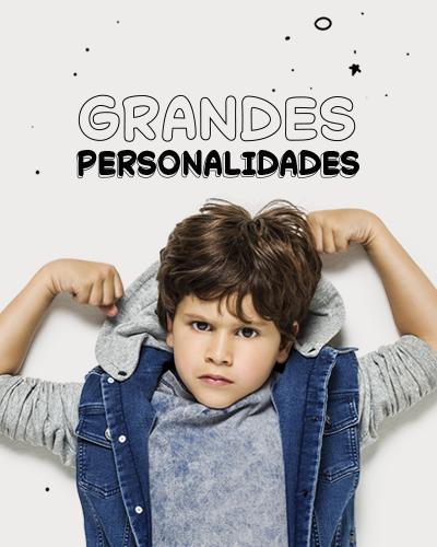 Grandes Personalidades - MOBILE