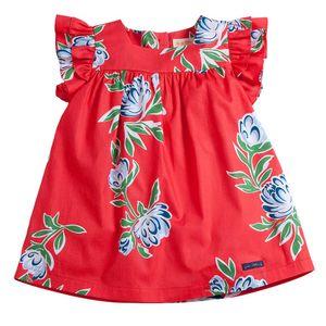 Vestido-Primavera-Vermelho-Toddler-Menina-Green-by-Missako-