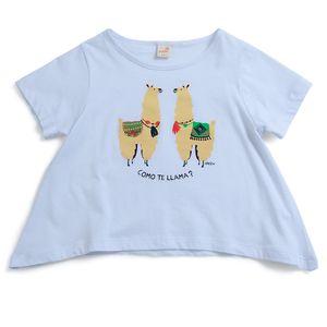 Camiseta-Tagarela-Branco-Infantil-Green-by-Missako