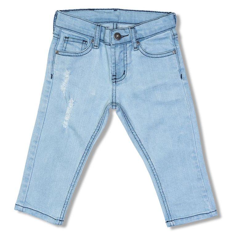3a20a9ae8 Calça Jeans Delave Azul Green - Toddler Menina - Loja Green