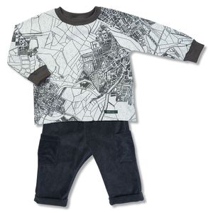 Conjunto-Mapa-Blusa-e-Calca-Chumbo-Green---Toddler-Menino