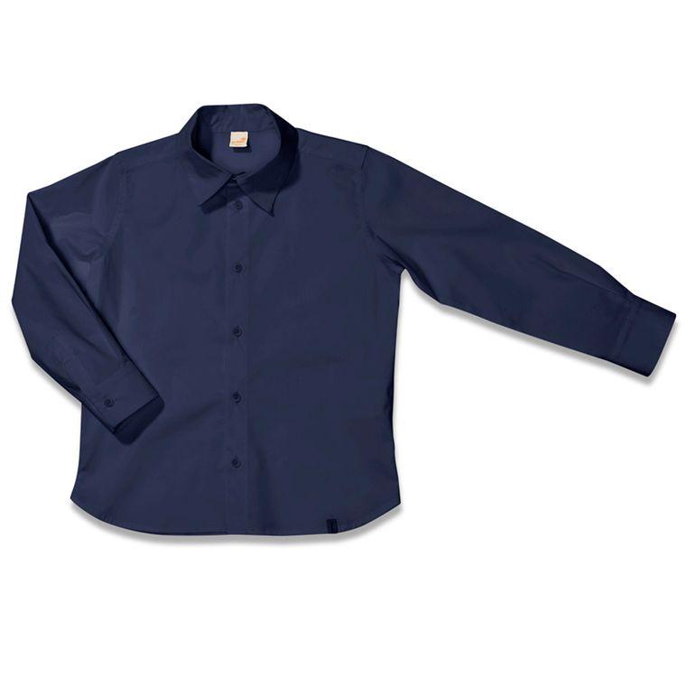 2177968178 Camisa Manga Longa Cidade Azul Escuro Green - Infantil Menino - Loja ...