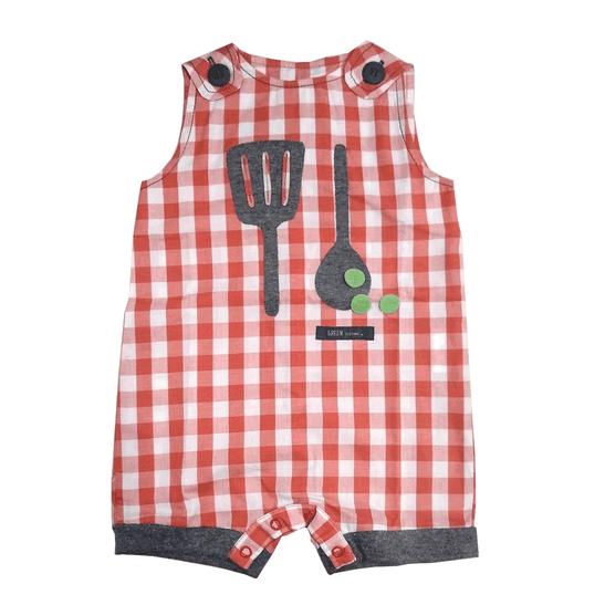macacao-curto-bebe-chef-vermelho-green-by-missako