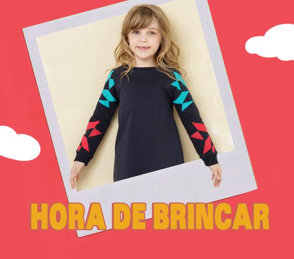 Eh Hora de Brincar - Modelo