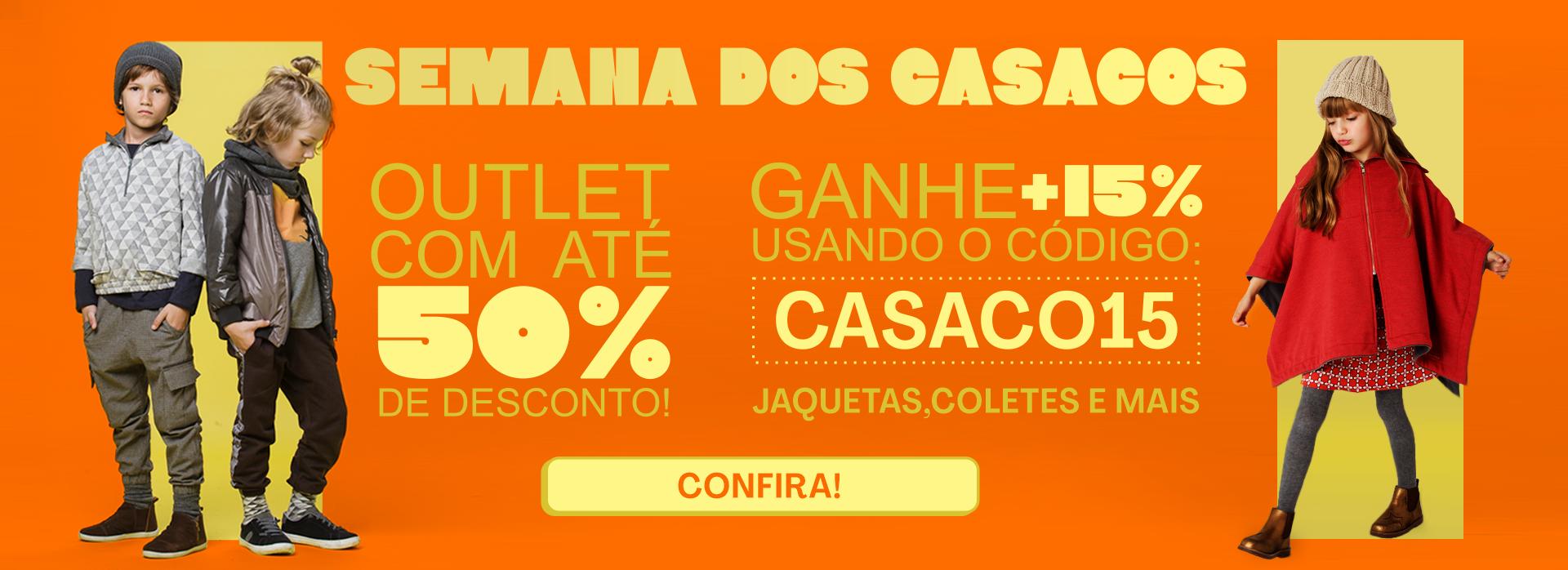 Banner - Semana dos Casacos