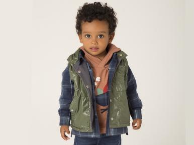 Prateleira 1.1 - Inverno Toddler Menino