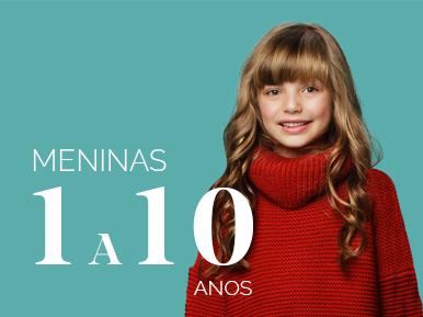 Prateleira 1.1 - Menina Infantil e Toddler