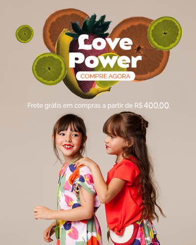 Love Power Meninas - MOBILE