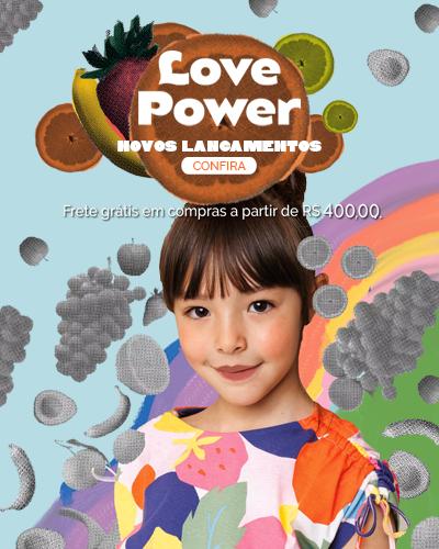 Love Power - MOBILE