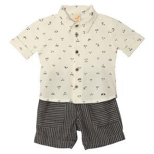 roupa-infantil-conjunto-dogs-menino-cru-tamanho-infantil-detalhe1-green-by-missako_G6004201-020-1